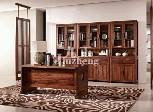 黑胡桃木家具的优缺点 黑胡桃木家具选购方法图片