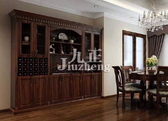 酒柜的常见种类有哪些 家居酒柜如何选购 - 装修知识图片