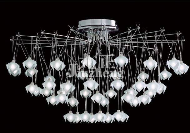 水晶吊灯安装方法 水晶吊灯怎么清洗