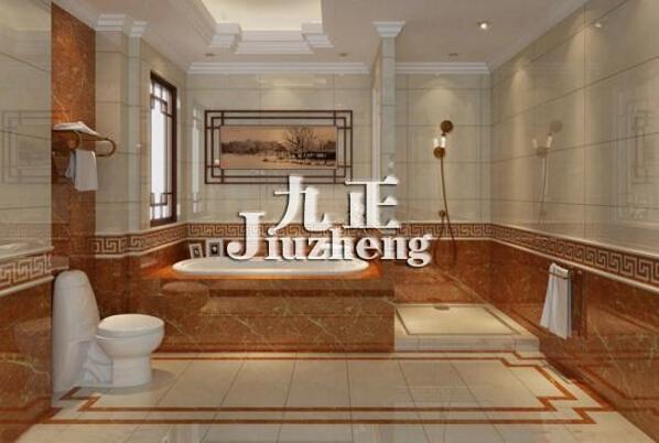 卫生间墙砖铺贴什么样的好