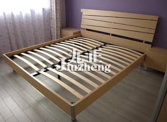 实木床排骨架怎么挑选
