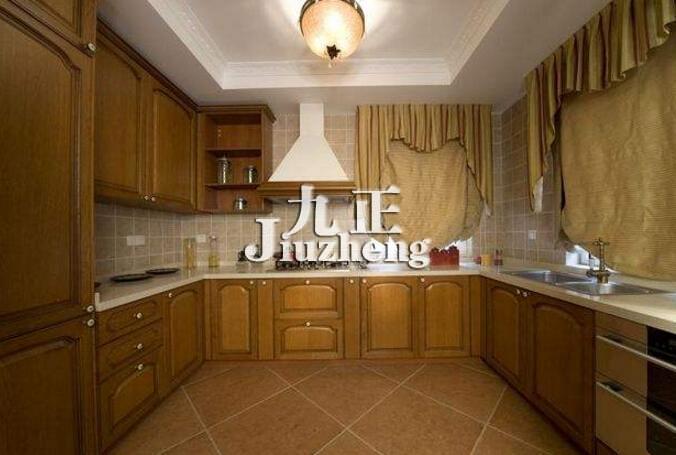 随着厨房空间的变大,灯具如何选择