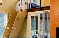 8个LOFT楼梯设计 巧妙新奇不走寻常路