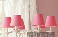唯美吊灯 点缀梦幻浪漫的公主房