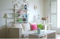 家居装饰 沙发背景墙为家居增...