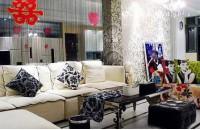 三居室装修 4万3室2厅装成现代奢华