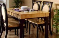 家用餐桌如何选购 餐桌怎么搭...