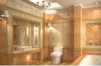 地面装饰材料的较量 豪华瓷砖的性能评测