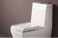 领尚连体坐便器产品评测 家居卫生间坐便器