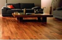 家庭地面装饰奢华家居 世友强化木地板评测