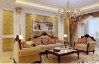 沙发背景墙怎么设计 沙发背景...