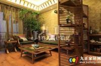 东南亚风格搭配重点 东南亚风格气息的错层设计案例