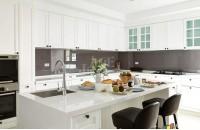 厨房壁柜用什么颜色好 厨房壁...