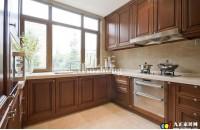 厨房灶台尺寸一般是多少 厨房...