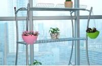 室内花架材质与分类 如何自制...