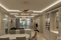 混搭风客厅设计      混合型风格的分类