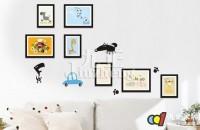 如何设计照片墙 照片墙设计要点