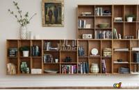 简约美式壁柜的优点 壁柜如何...