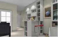 酒柜隔断如何设计  酒柜隔断设计注意要点
