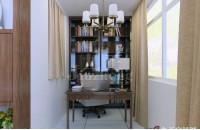 阳台如何改书房   阳台书房设计需要注意什么