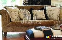 沙发靠垫如何搭配 沙发靠垫的...