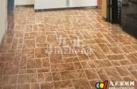 为什么要保养石塑板 石塑地板...