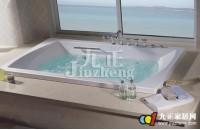 双人浴缸的规格是多少  双人浴缸如何安装