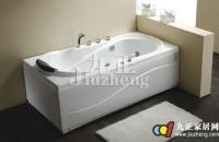 双人浴缸选购方法  双人浴缸如何保养