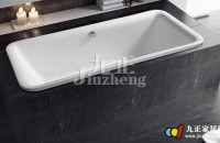 嵌入式浴缸如何安装   嵌入式浴缸安装注意事项
