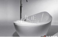 独立浴缸优缺点  独立式浴缸的安装