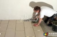 铺设瓷砖施工原则   瓷砖铺贴工艺