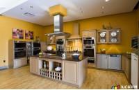 厨房风水颜色如何选择 厨房柜子颜色风水解析