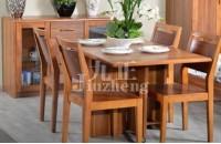 实木折叠餐桌好吗 购买实木餐桌的注意事项