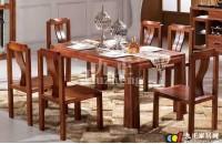 实木餐桌什么品牌好 实木餐桌的十大品牌
