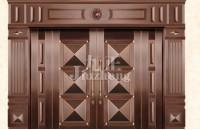 铜门的分类    铜门的6大优点