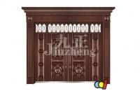 仿铜门安装方法    仿铜门如何保养