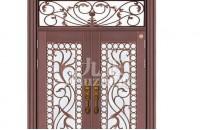 仿铜门如何选购  仿铜门和铜铝门的区别