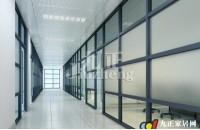 玻璃隔断门施工准备   玻璃隔断墙施工工艺