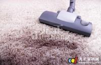 地毯吸尘器的使用步骤 地毯特...