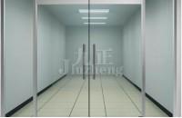 隔断玻璃门施工准备  隔断玻璃门施工工艺