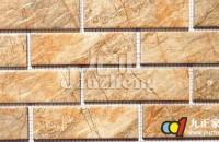 纸皮砖铺贴准备工作   外墙铺贴纸皮砖方法