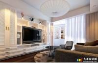 欧式电视柜什么尺寸好 欧式电视柜的选购方法