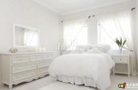白色系家居装修如何搭配与设计