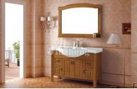 浴室柜是落地的好还是悬挂的好 家居浴室柜如何保养