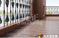 阳台地板砖用什么好 阳台地板砖的铺贴方法