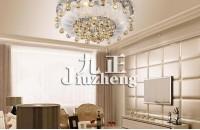 客厅水晶灯脏了怎么办 客厅水晶灯的清洁保养方法