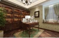 美式风格装修特点 美式书房如...