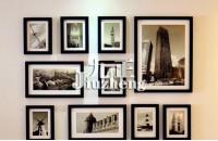 照片墙如何设计搭配比较好?