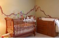 婴儿房如何设计?婴儿房家具床设计布局技巧
