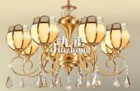 欧式灯饰有什么特点 欧式灯饰在不同风格中的装饰特点